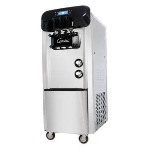 Well-designed Tube Ice Machine Price For Malaysia - Commercial used 3 in 1 ice cream machine prices – Guangshen Electric detail pictures