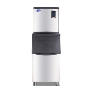 Commercial block ice maker ice cube maker with ...