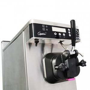 18 Years Factory Ice Cream Roll Machine - Big capacity mini soft ice cream machine for sale – Guangshen Electric detail pictures