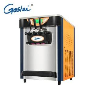 Good Quality  Hard Ice Cream Making Machine  Wholesale Dealers of hot Sale Mini Ice Cream Machine / Italian Ice Cream Machine