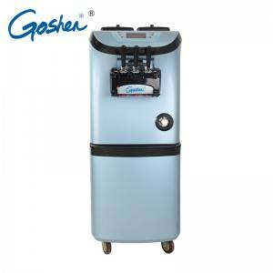 Good Quality  Hard Ice Cream Making Machine  Soft Frozen Yogurt Ice Cream Making Machine