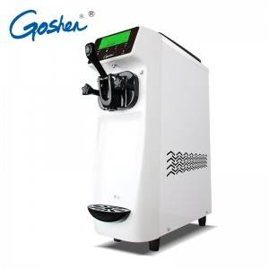 Bottom price Popsicle Machine - Table top soft serve Ice Cream Machine  – Guangshen Electric