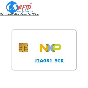 CPU Card Java Card dual interface card