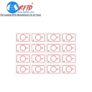 RFID Inlay 2 * 5 4 * 4 3 * 8 5 * 5 RFID sheets