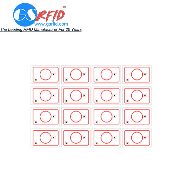 RFID Inlay 2*5 4*4 3*8 5*5 RFID sheets Featured Image