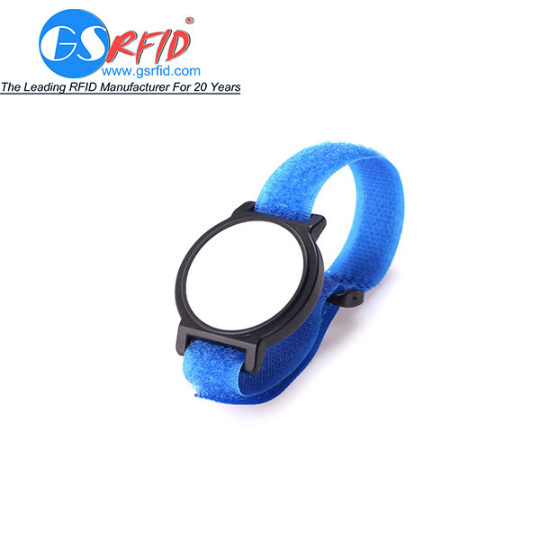 Waterproof RFID Nylon Wristband