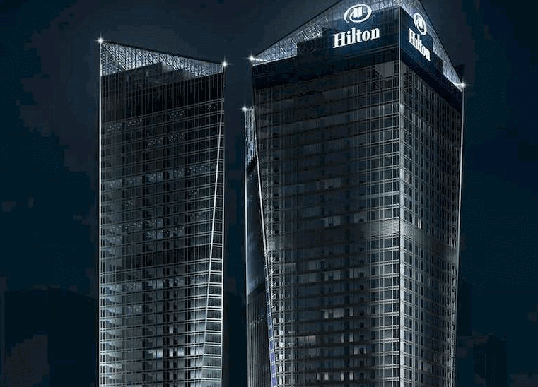 Hilton Hotel Key Card Cases  Long-term partner