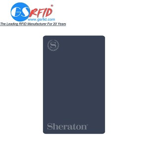 RFID hotel Key card New VCC UL EV1