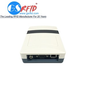 Small Size Desktop USB UHF RFID Reader with 10cm Reading Range