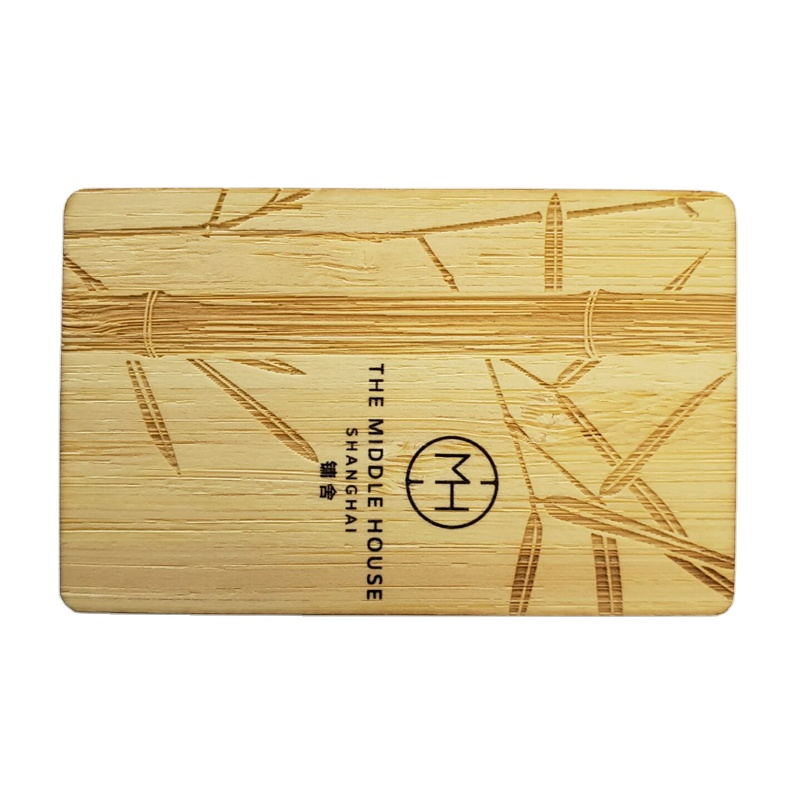 VC Wooden Key Cards