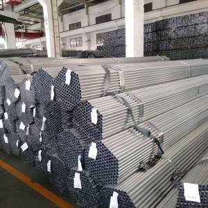 square rectangular round gi pipe for greenhouse