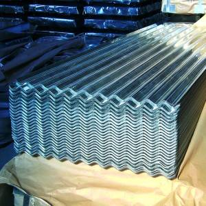 22 Gauge Corrugated Galvanized Zinc Roof Sheets