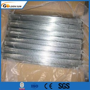 Direct factory selling galvanized wire/ gi binding wire/hot dip electro galvanized iron