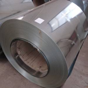 China supplier gi coil dx53d galvanized steel coil with best quality