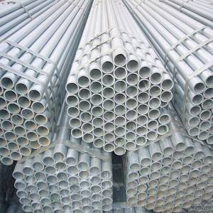 carbon steel 20# material hdg 2inches sch40 seamless galvanized pipe