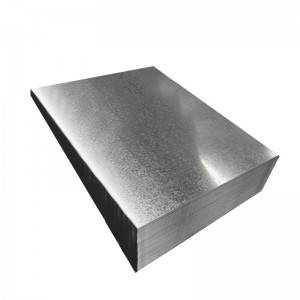 Galvanized Steel Sheet Z40 Supplier, Dx51 Galvanized Steel Zinc Coated Steel