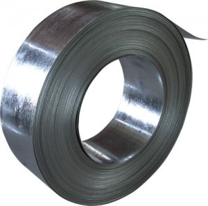 SGCC galvanized steel strip coils , zink coated cold roll , zink coated cold rolled gi coil steel
