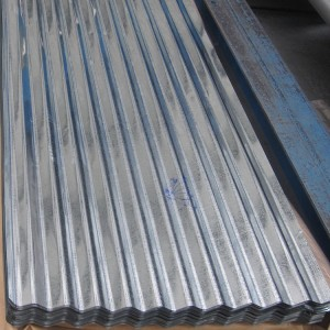 Galvanized Roof Sheet Corrugated Steel Sheet Gi Iron Roofing Sheet