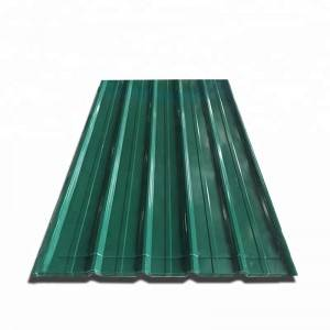 0.45 mm thick aluminum zinc roofing sheet