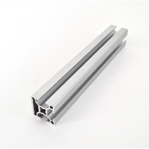 30x30mm aluminium profile T and V slot aluminum profile