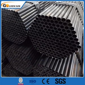 Q195 ERW steel pipe for construction