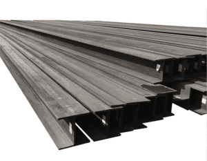IPE IPEAA Hot Dipped galvanized steel I beams 80mm
