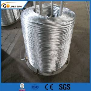 Zinc Coated Hot Dipped Galvanized Steel Wire