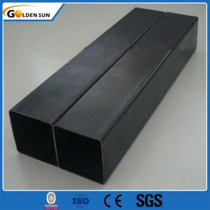 Black hollow section from China