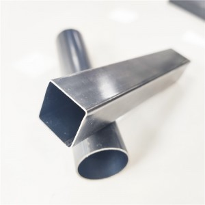 China Manufacturer square carbon steel tubing hollow section