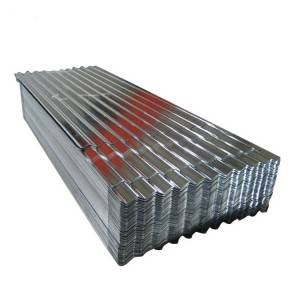 Wholesale Price For West Africa galvanized iron corrugated sheet roofing sheet