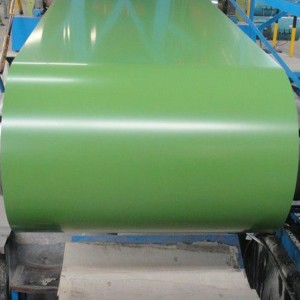 Prepainted gi Color Coated Steel PPGI