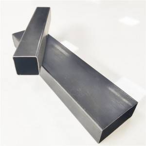 1 inch square iron pipe Chinese manufacture square steel pipe