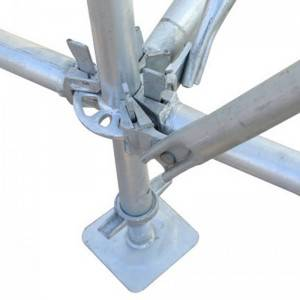 Ċirku Lock Scaffold EN12810