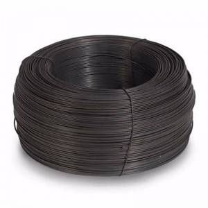 low carbon steel metal wire rod nail wire for nail making