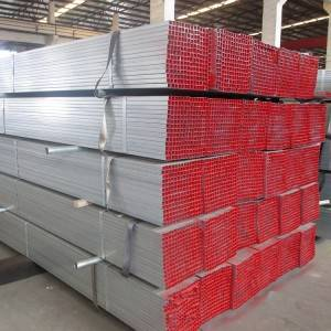 40x40x3mm galvanized square steel tube