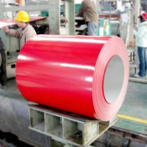 galvanized color sheet coil color coated sheets manufacturer