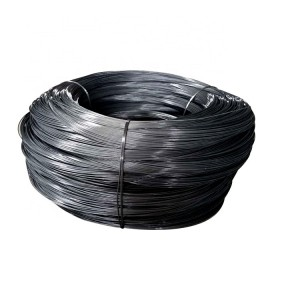 Factory direct supply good quality 16 gauge black annealed wire binding wire