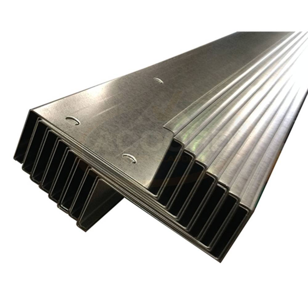Galvanized cold bending Structural Steel Channel Z purlins dimensions Featured Image
