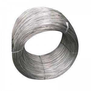 18 gauge electric galvanized binding wire