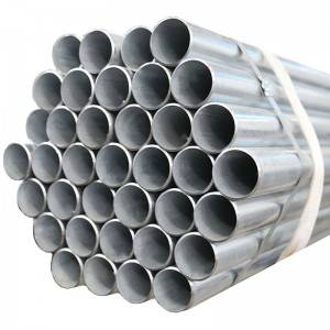 galvanized steel pipe/Hot dipped galvanized round steel pipe/gi pipe pre galvanized steel pipe galvanised tube