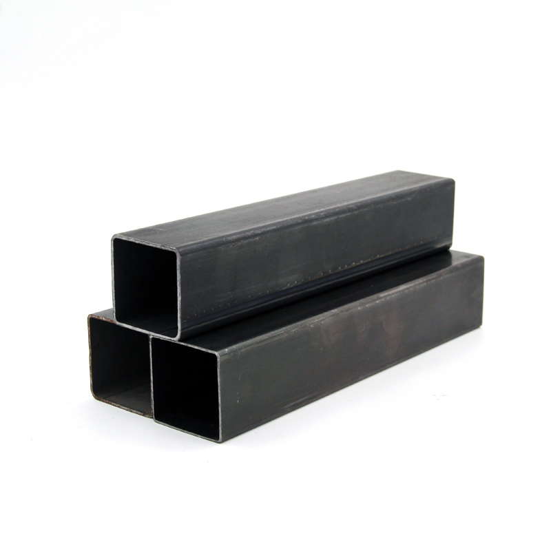 Qiymətlər Iron Pipe 6 Meter Çelik Steel Pipe Erw Black Square Steel Pipe Featured Image
