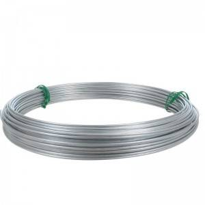 Electrical Galvanized Steel Wire for Binding Project