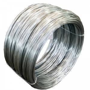 Low Price High Quality BWG 20 21 22 GI Galvanized Binding Wire