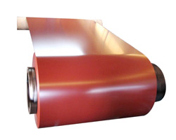China Manufacture Prepainted Ppgl Ppgi Coated Steel Coil Blue Sheet Metal