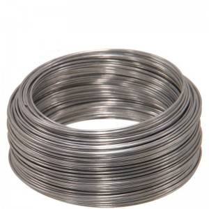 16 gauge galvanized steel wire