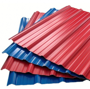 Color steel roofing metal sheet roofing sheets prices in ghana
