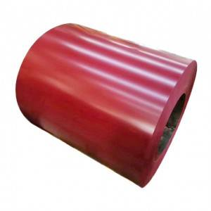 Prepainted galvanized coil/PPGI/Color Coated steel