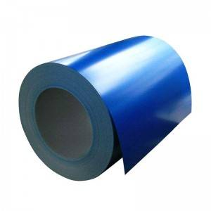 RAL 9016 ppgi Color Coated Prepainted Galvanized Steel Coil