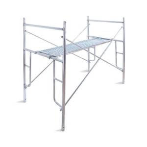 Wholesale easy install H frame catwalk steel mobile scaffolding