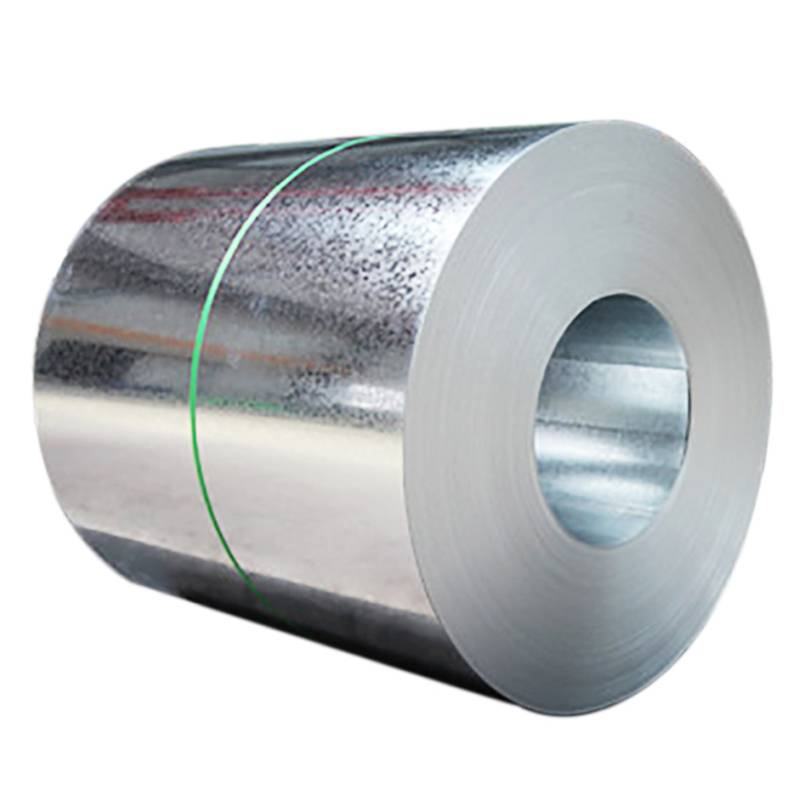 0.55mm thickness galvanized anti-corrosion steel coil Featured Image